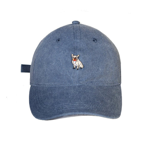 French Bulldog Logo Hat
