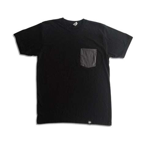 Run the Game Pocket Tee