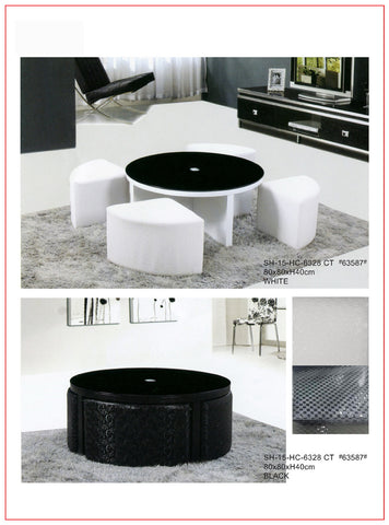 Coffee Table Set With Pull Out Seat Singapore Online Furniture