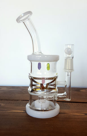 "7.5"" evo barrel rig with perc"