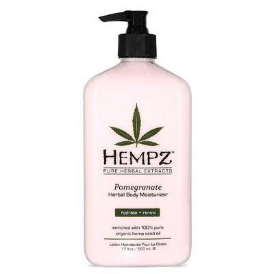 Hempz herbal body lotion 66mL (travel size) various scents