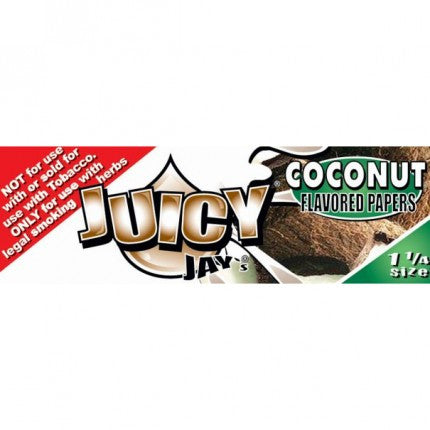 Juicy Jay Coconut - 1.25