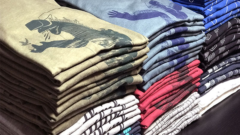 T-shirt Folding Methods Revealed