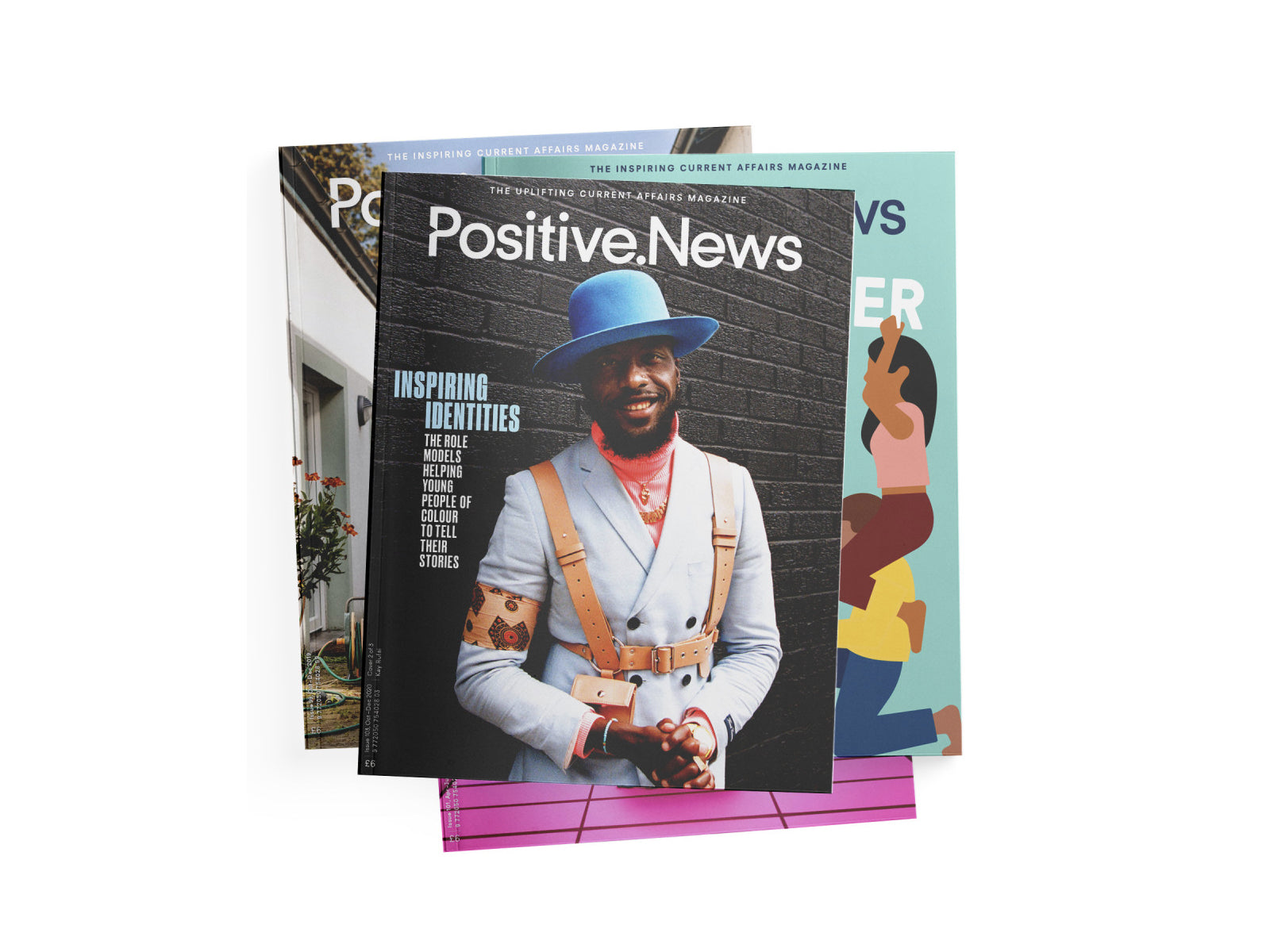 Unique Gift: Positive News Magazine