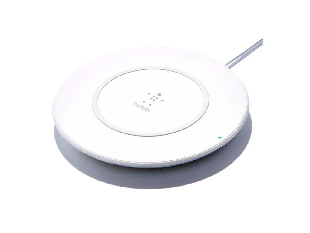 Tech Gift Ideas - Boost Up Wireless Charging Pad