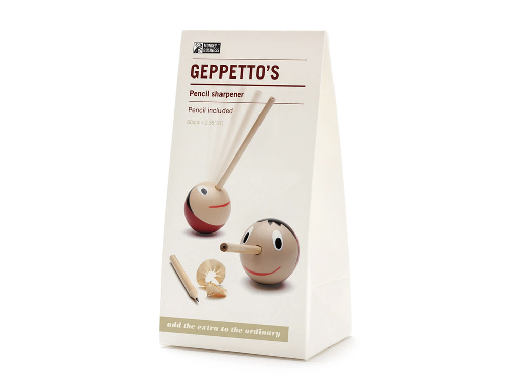Home School Gift Ideas: Gepetto Pencil Sharpener