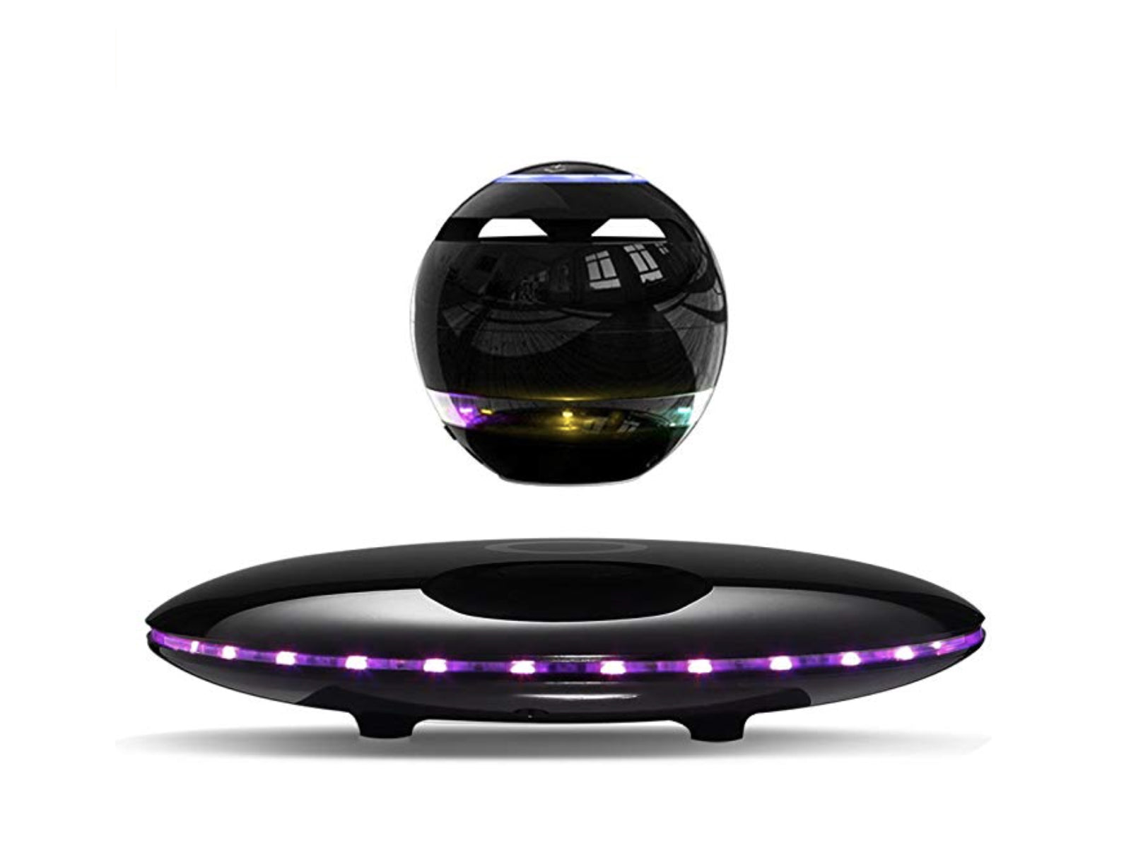Unique Gift Idea: Levitating Speakers