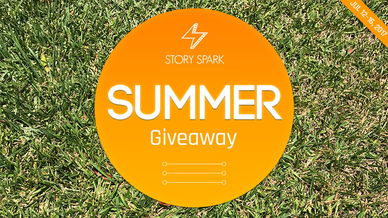 Enter the Story Spark 2017 Summer Giveaway