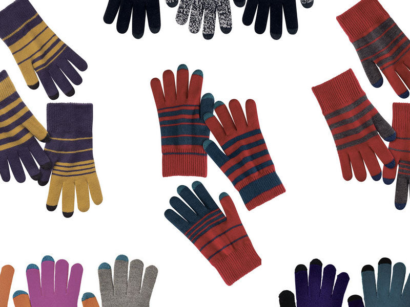 Techie Gift - Touchscreen Gloves
