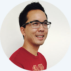 Alex Louie - Co-founder of Story Spark Graphic T-Shirts