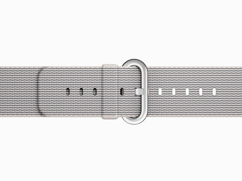 Apple Woven Nylon Watch Band