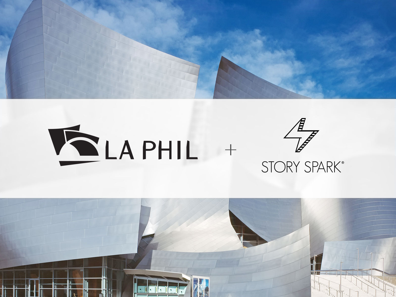 LA Phil and Story Spark Collaboration