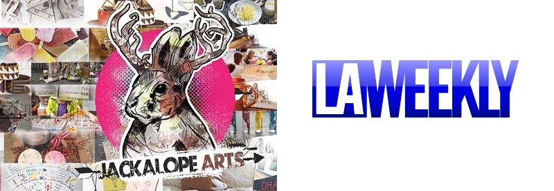 LA Weekly / Jackalope Art Fair Giveaway