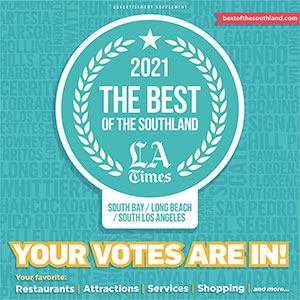 LA Times Best of Southland - South Bay