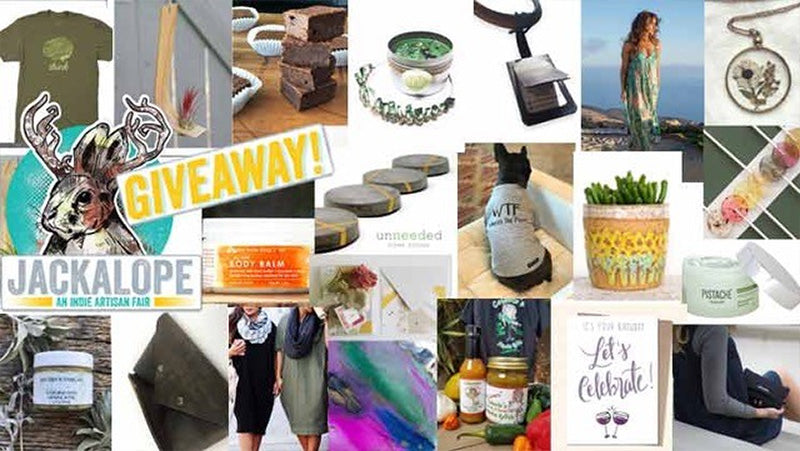 LA Weekly Spring 2018 Gift Giveaway with Jackalope Arts