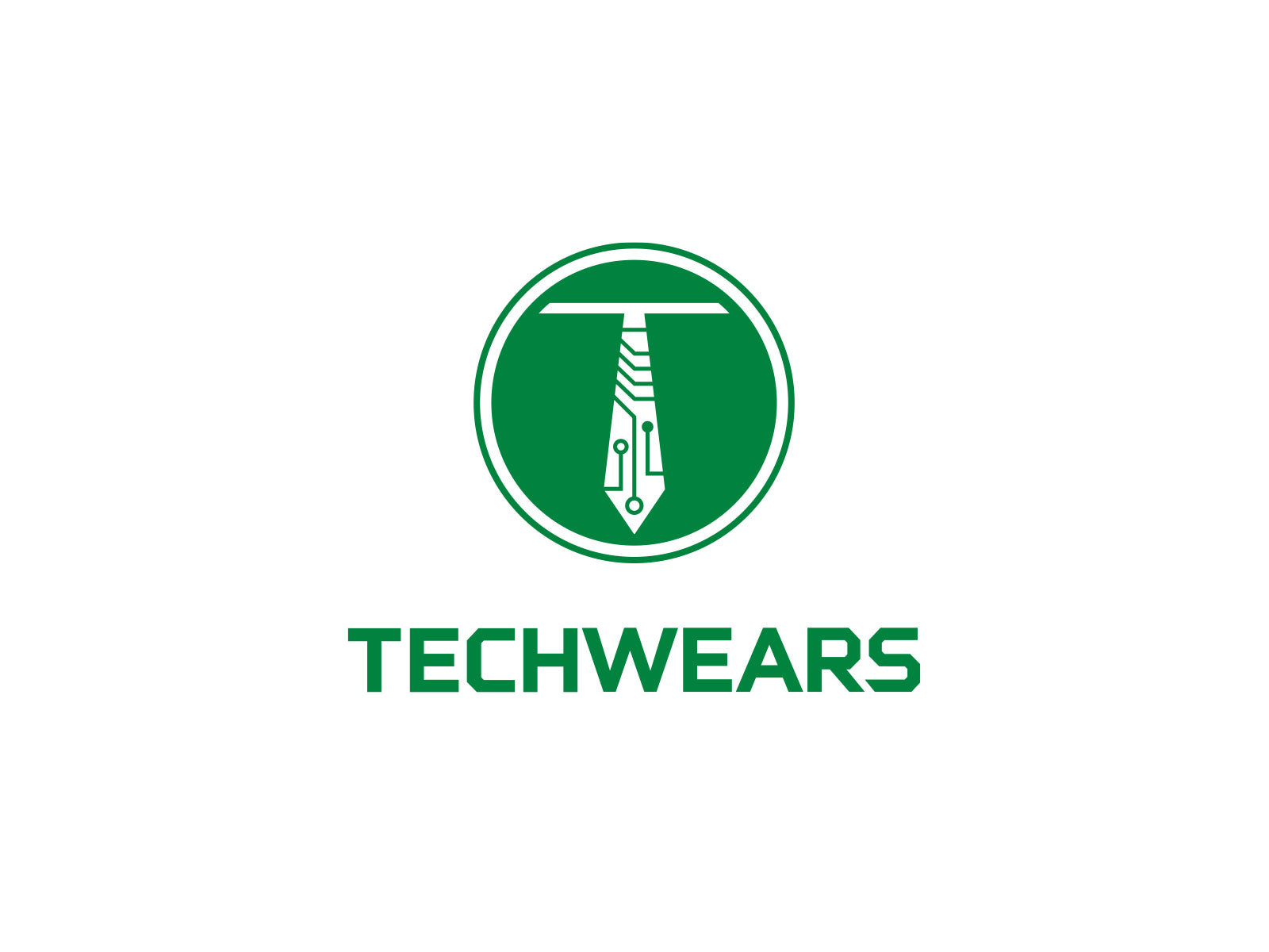 TechWears New Logo Design by Story Spark