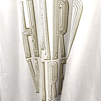 Hard Wired Graphic Tee