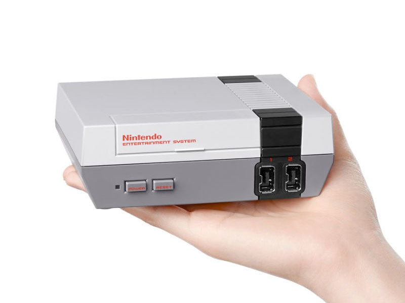 Techie Gift - Nintendo Classic Edition Mini