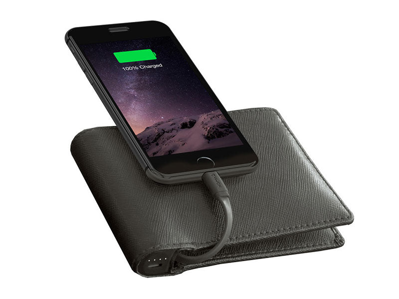 Nomad Wallet iPhone Charger