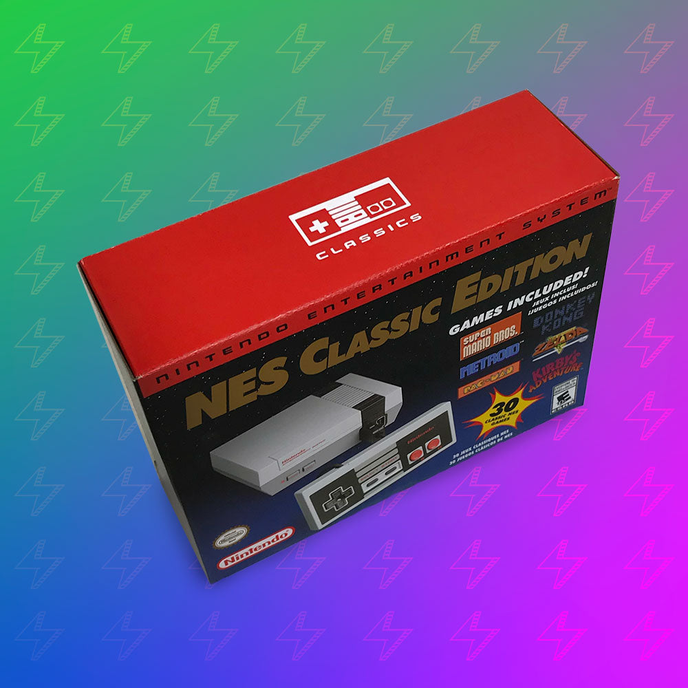 NES Classic Edition Console Giveaway by STORY SPARK
