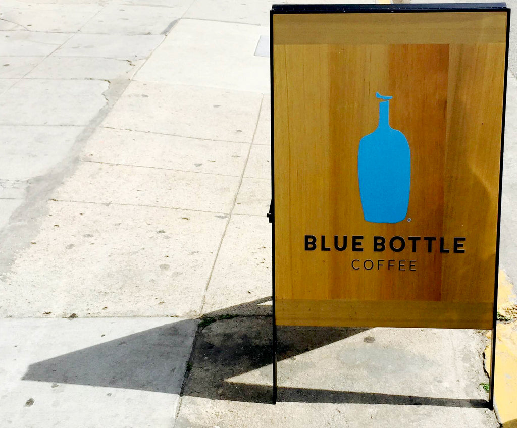 Fav Finds: Blue Bottle Coffee