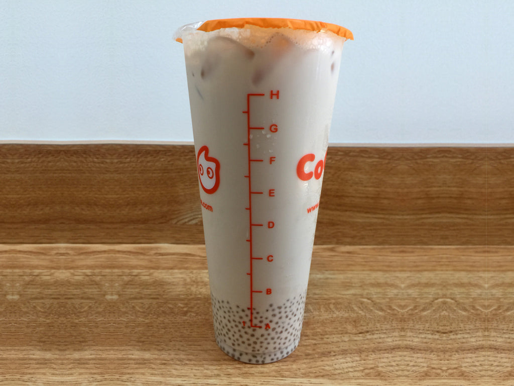 Coco Sago Milk Tea Boba