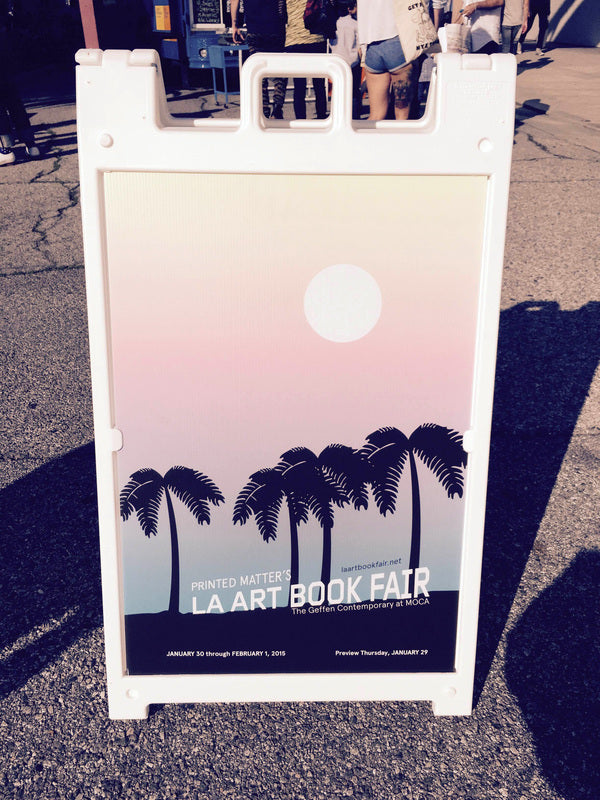 Fav Finds: LA Art Book Fair 2015