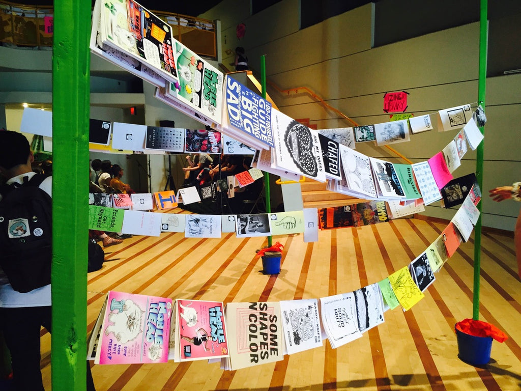 Fav Finds: LA Zine Fest 2015