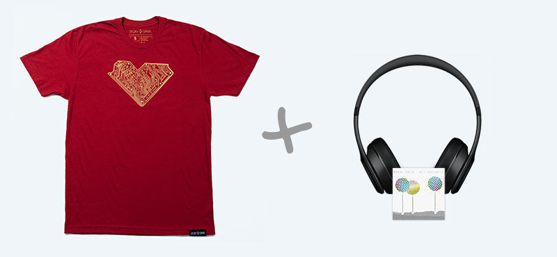 I HEART TECH T-shirt by STORY SPARK