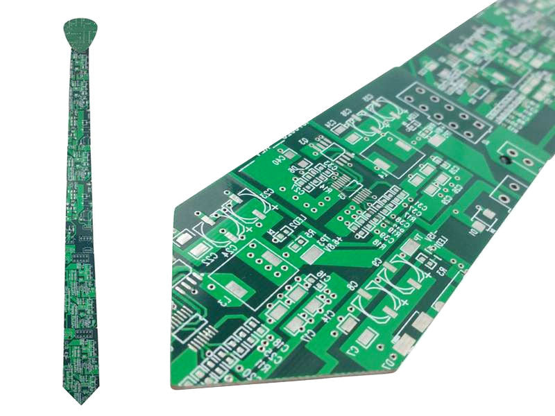 TechWears Limited Edition Circuit Board Tie