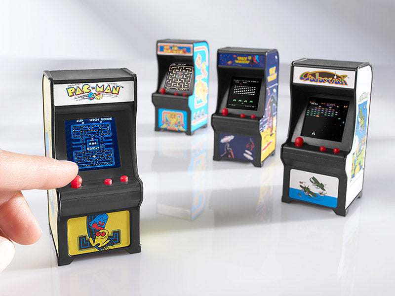 Worlds Smallest Arcade Machines
