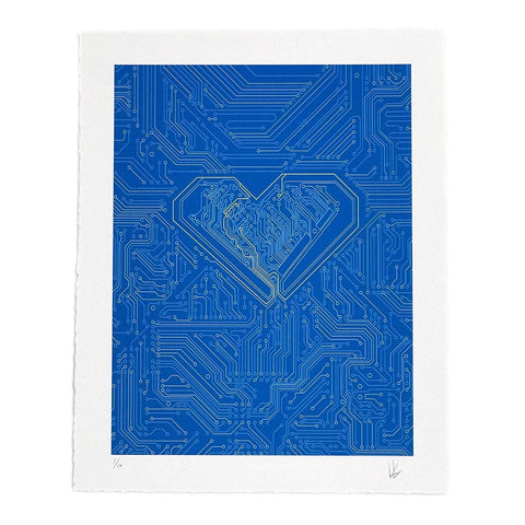 Circuitory System Art Print