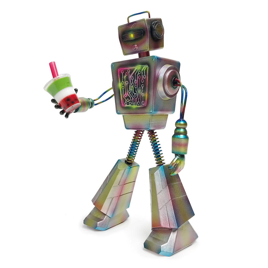Exclusive Mark Nagata Painted Boba Bot