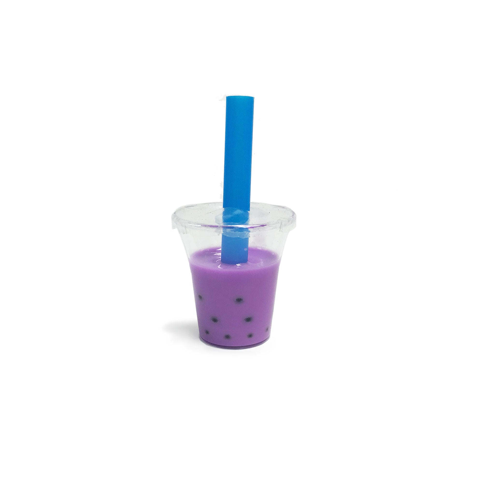 Taro Boba Cup for Resin Boba Bot