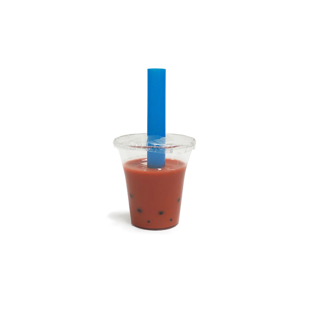 Thai Tea Boba Cup for Resin Boba Bot