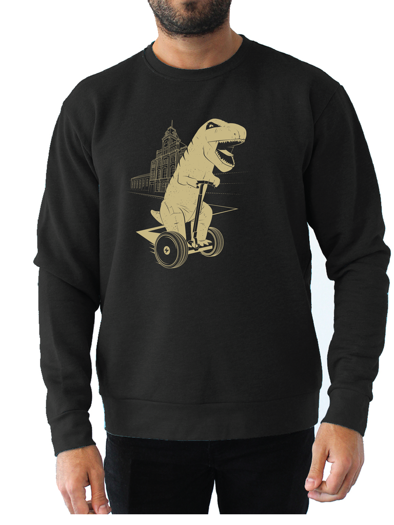 Custom sweatshirt for University of Colorado Denver ThinqStudio