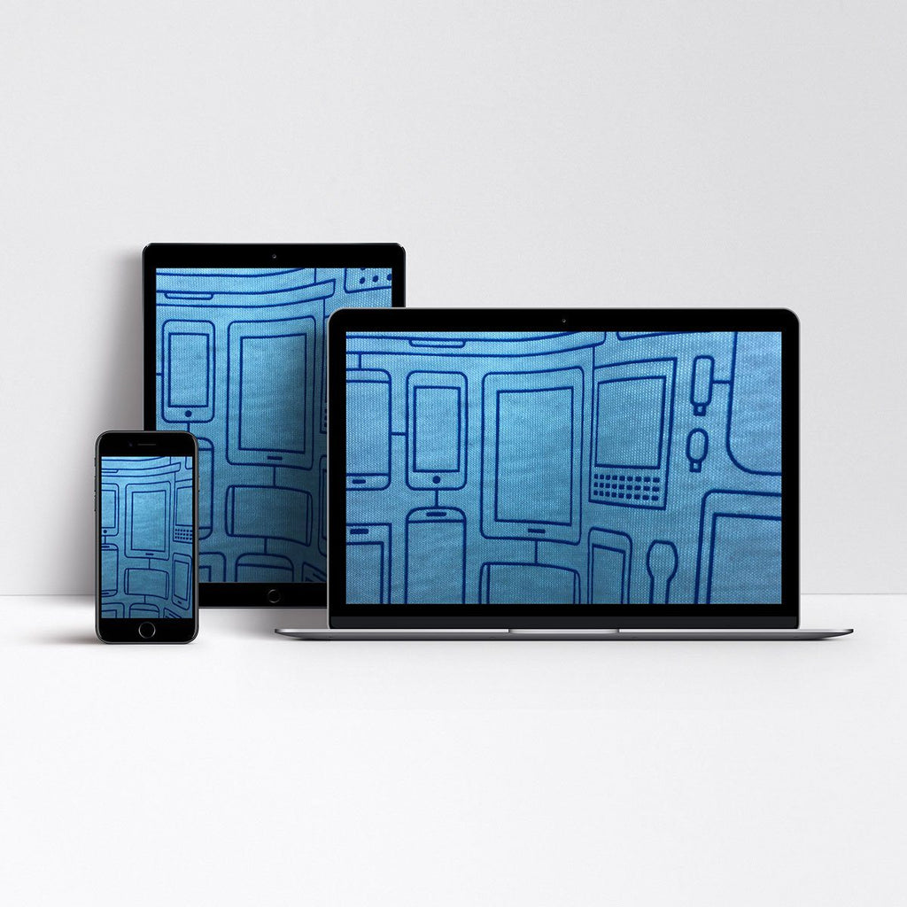 Digital Download - Digital Wallpapers - A Mazing Devices