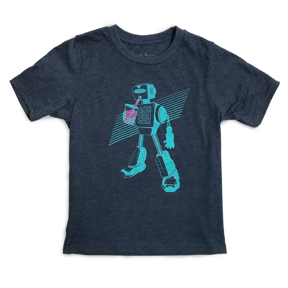 Graphic T-Shirts - Boba Bot Kids T-Shirt