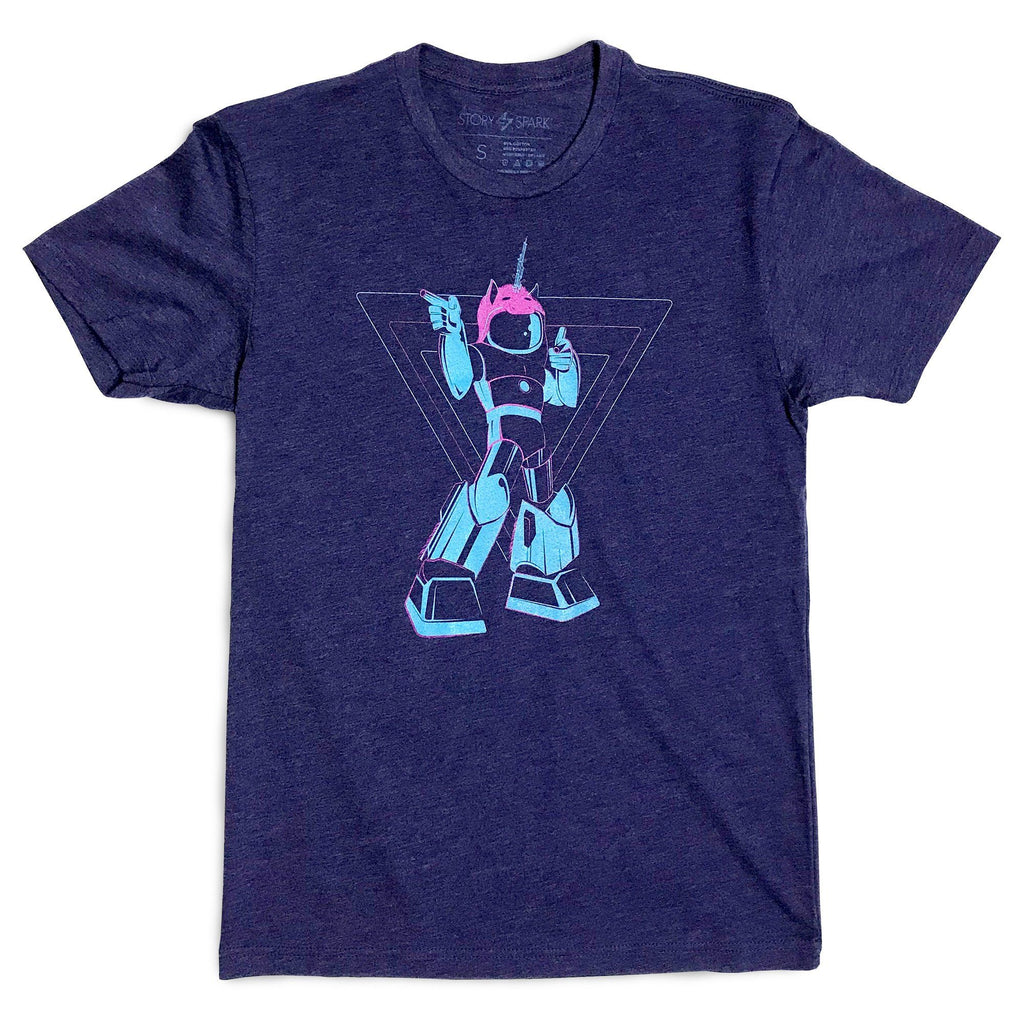 Graphic T-Shirts - Cosplayer Bot T-shirt for Geeks and Robot fans