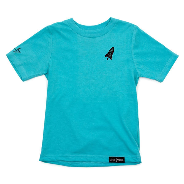Launched Kids T-Shirt - STORY SPARK