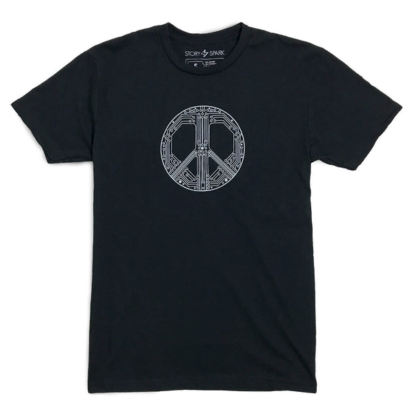 Graphic T-Shirts - Smart Peace T-shirt