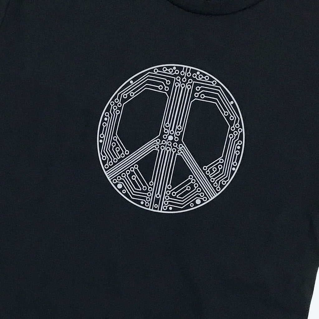 Smart Peace T-shirt - STORY SPARK