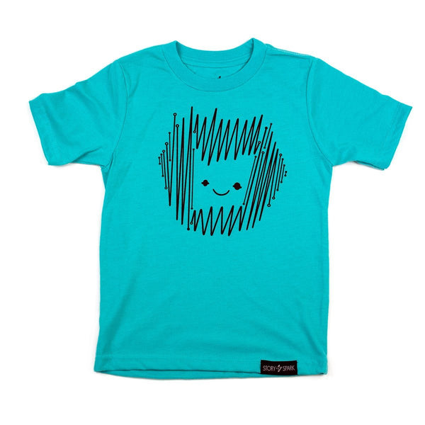 Sparked Kids T-Shirt - STORY SPARK