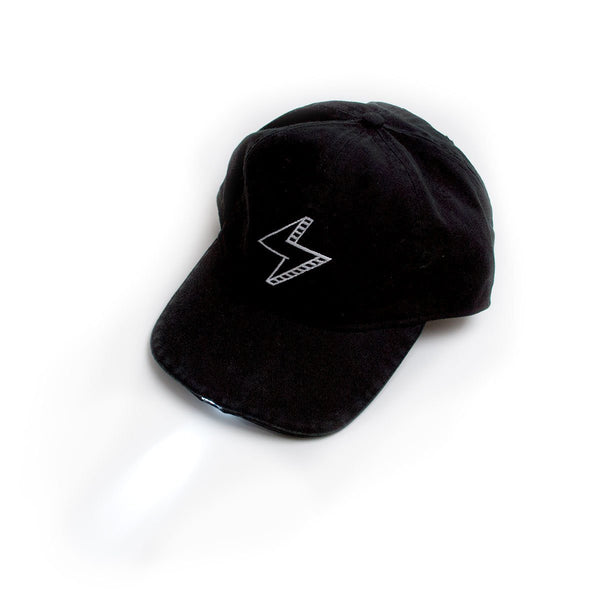 Hats - Story Spark Cap with LED Lights - Story Spark - 1