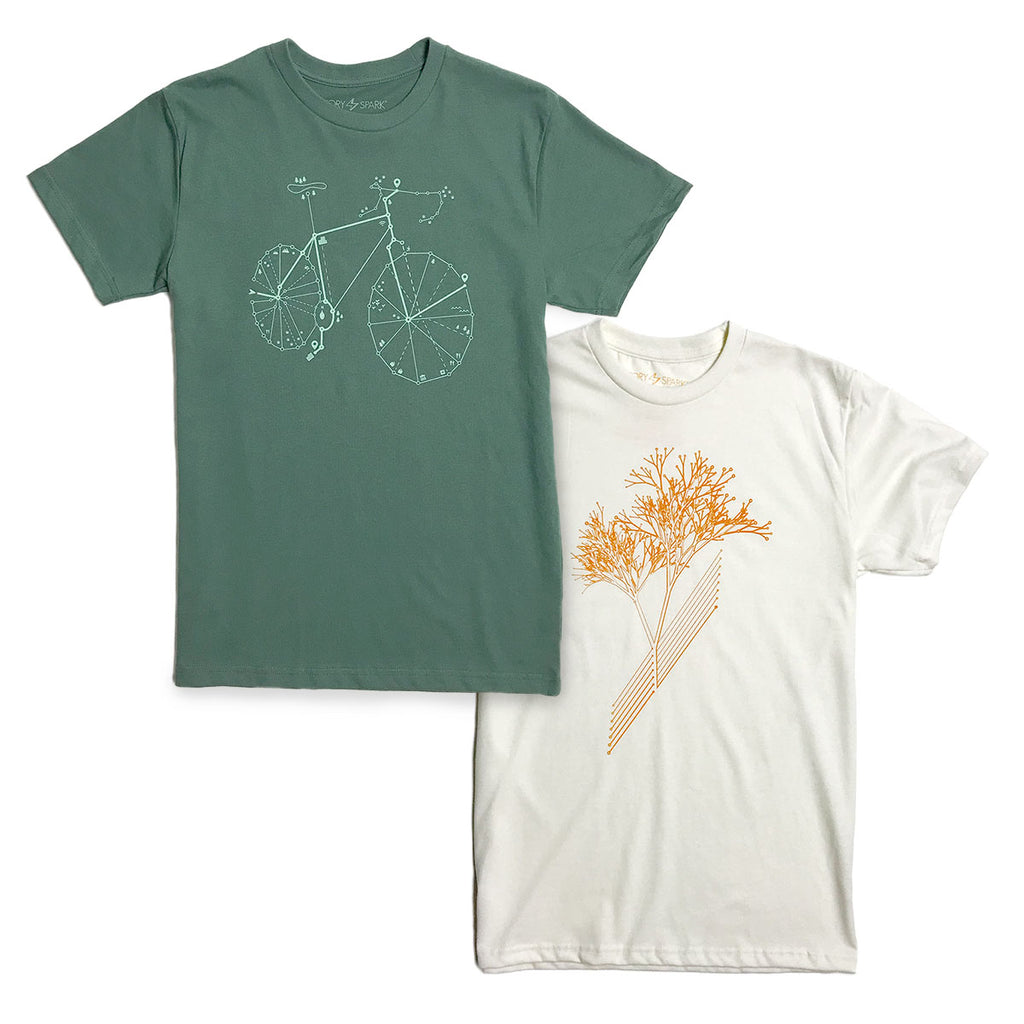 Sustainable T-shirt Bundle by STORY SPARK