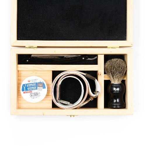 Beginners Cut Throat Razor Kit
