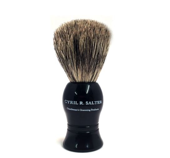 Cyril R Salter Pure Badger Hair Shaving Brush