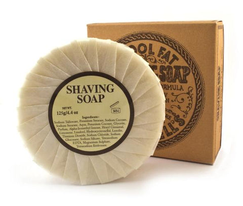 Mitchell's Original Wool Fat Shaving Soap