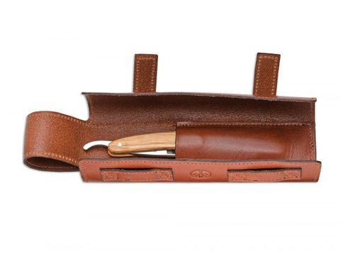 Boker Roll Up Cut Throat Razor Case