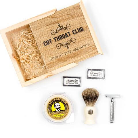 Double Edge Razor Kit